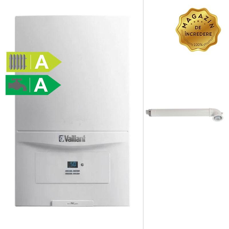Poza Centrala termica in condensatie Vaillant EcoTEC PURE VUW 286/7-2 28 kW. Poza 11822