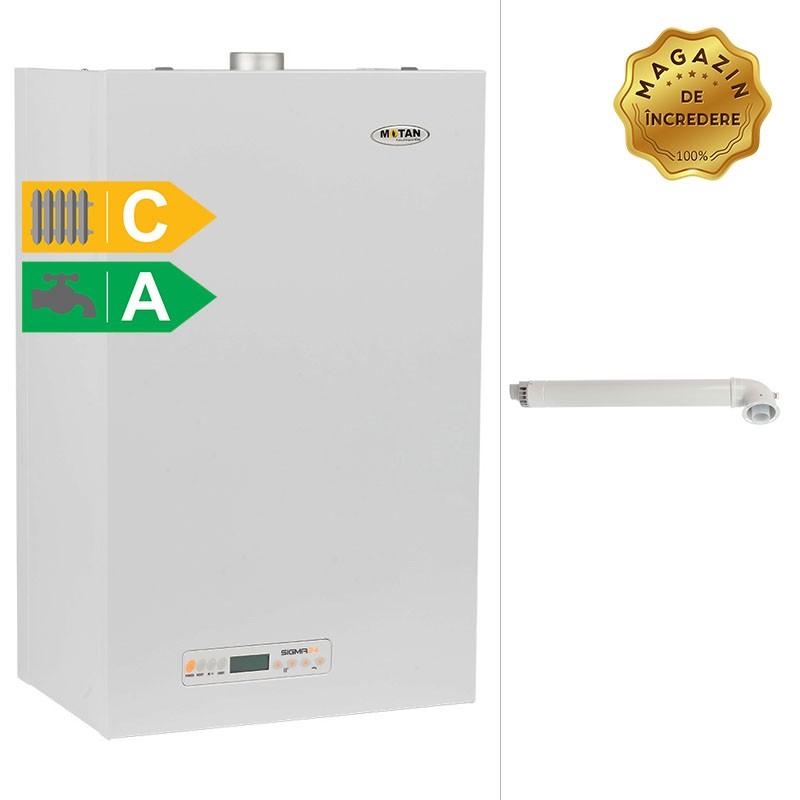 Poza Centrala termica conventionala Motan SIGMA31 – C32SPV31MEFB-ERP 31 kW. Poza 12034
