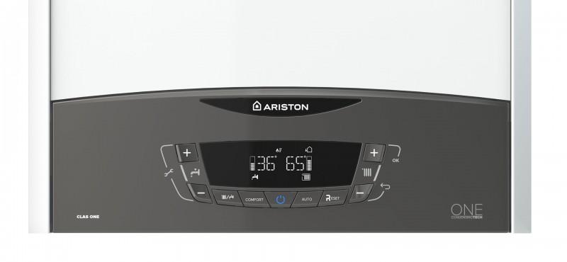 Centrala termica pe gaz in condensatie ARISTON CLAS ONE 24 model 2017. Poza 1667