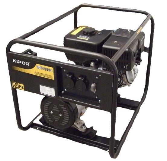 Generator Kipor KGE 4000 C. Poza 2285