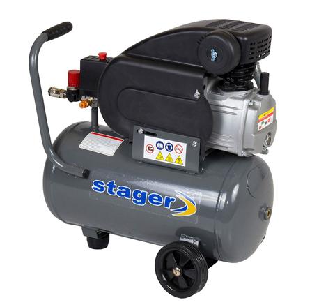 Compresor de aer Stager HM2024F 24L 8 BAR