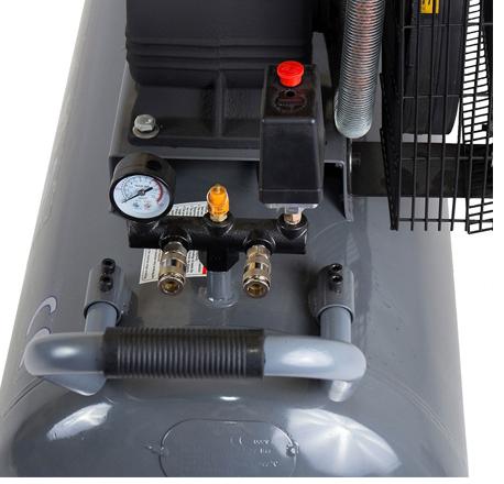 Compresor de aer Stager HM-V-0.6/200 200L 8 BAR
