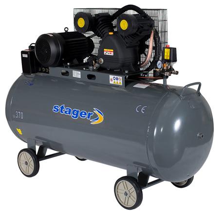 Compresor de aer Stager HM-V-0.6/370L 370L 8BAR