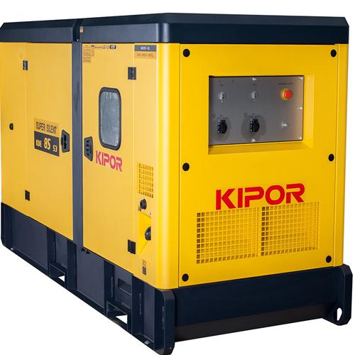 Generator insonorizat Kipor KDE 85 S3
