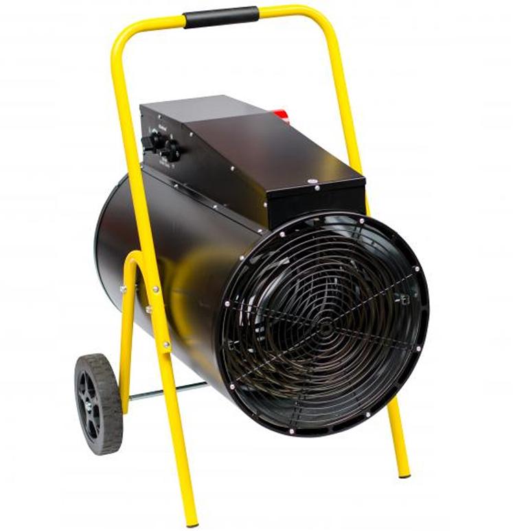 Poza Aeroterma electrica INTENSIV, 400V PRO 30 kW R