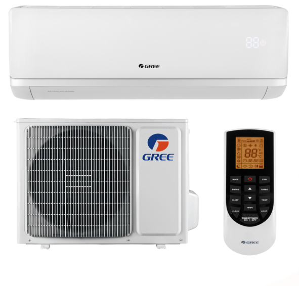 Aparat de aer conditionat split inverter Gree Bora A2 White