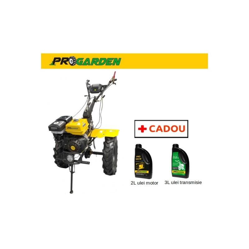 Motosapa profesionala Progarden HS1100-18 (fara diferential) + Cadou 2l ulei motor si 3l ulei transmisie. Poza 6095
