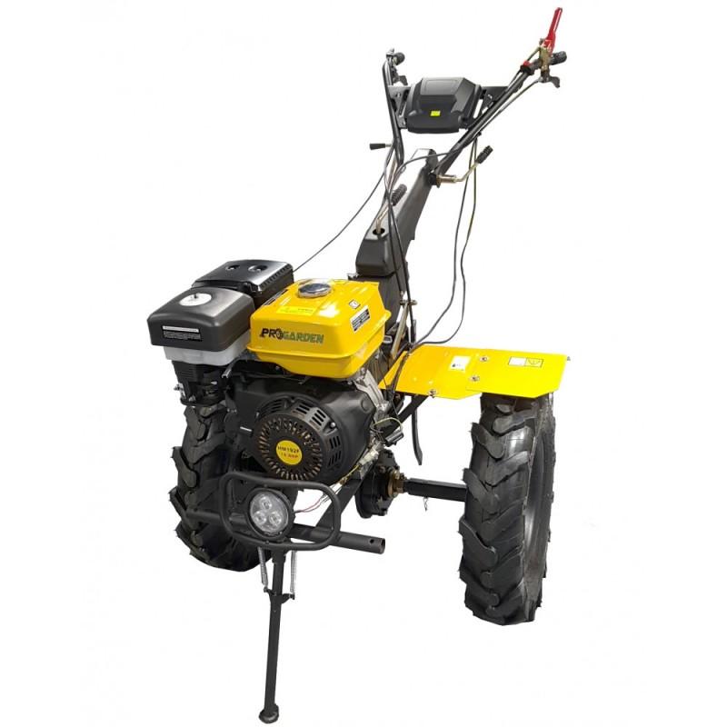 Motosapa profesionala Progarden HS1100-18 (fara diferential) + Cadou 2l ulei motor si 3l ulei transmisie. Poza 6114