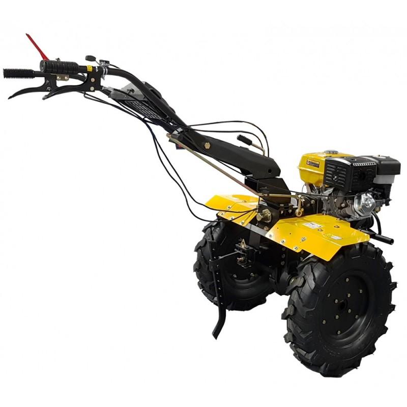 Motosapa profesionala Progarden HS1100-18 (fara diferential) + Cadou 2l ulei motor si 3l ulei transmisie. Poza 6115