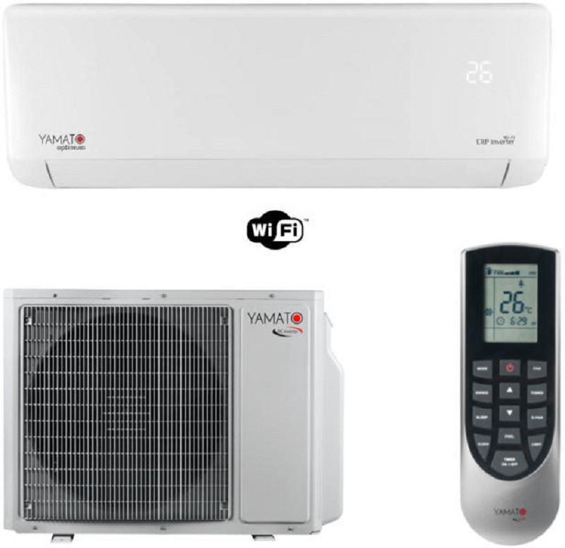 Aparat aer conditionat Yamato Optimum R32 18000 Btu YW18IG4