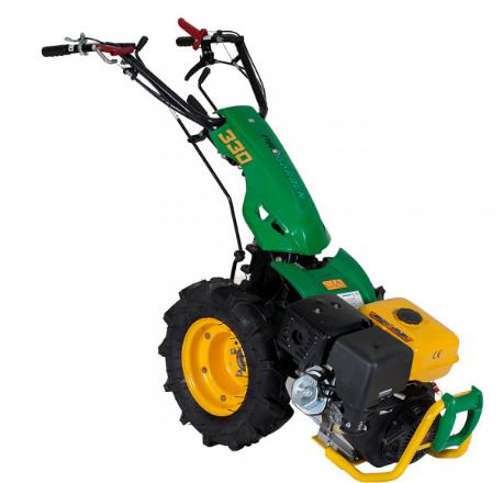 Motocultor multifunctional Progarden BT330/G177, Putere 9 CP