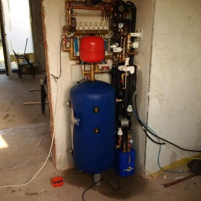 Lucrare instalatie termica apartament Victoriei. Poza 65