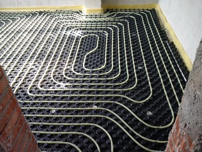 Lucrare instalatie termica apartament Victoriei. Poza 67