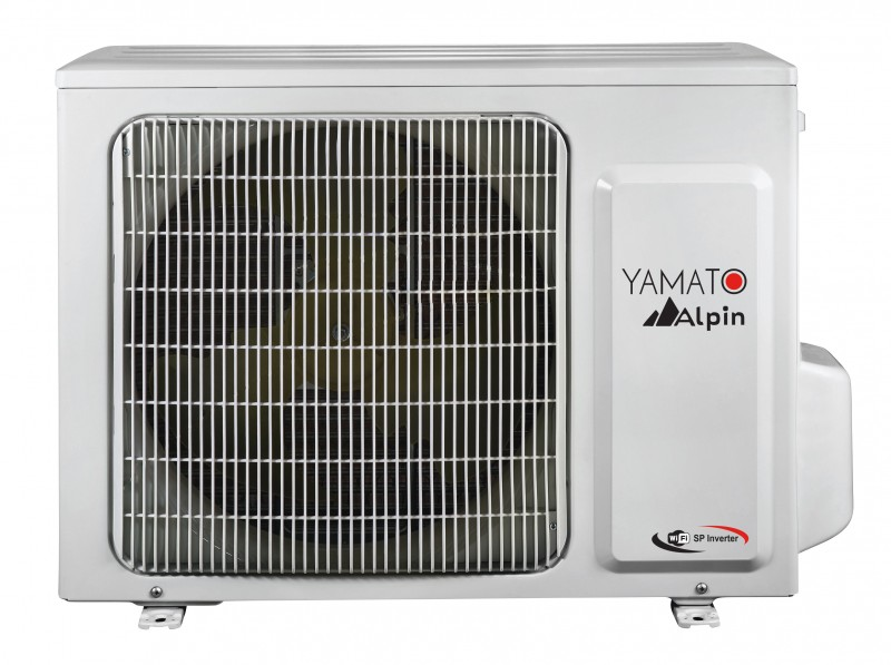 Aparat aer conditionat Yamato Alpin 9000 Btu YW09IG5, Kit instalare inclus, Wi-fi. Poza 7375