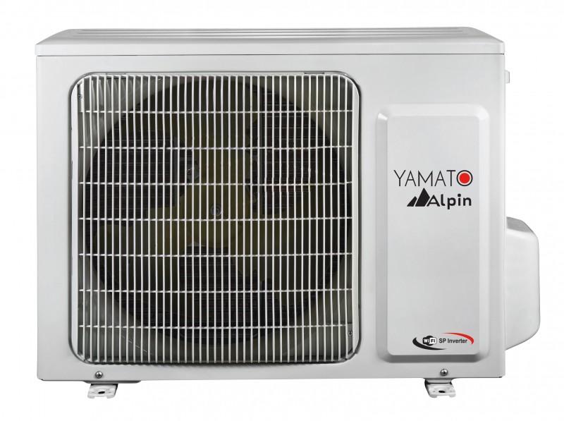 Aparat aer conditionat Yamato Alpin 18000 Btu YW18IG5, Wi-fi. Poza 7375