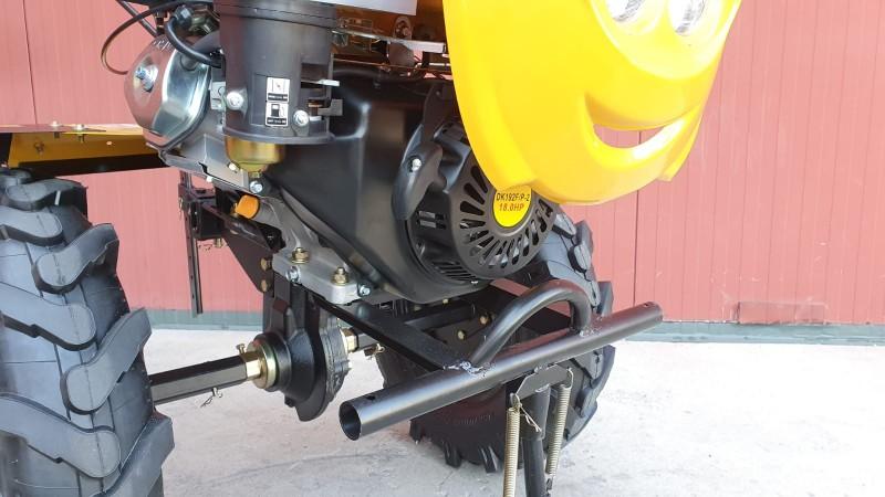 Motosapa profesionala Progarden HS1100-18 (fara diferential), EURO 5. Poza 7405