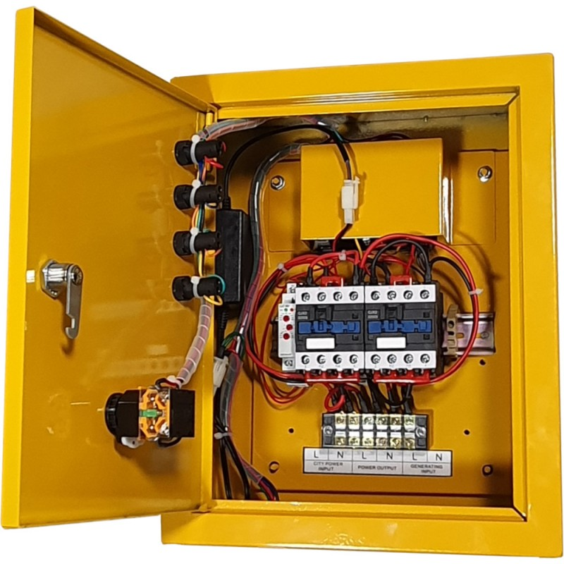 Generator open frame Stager FD 3600E + ATS. Poza 7455