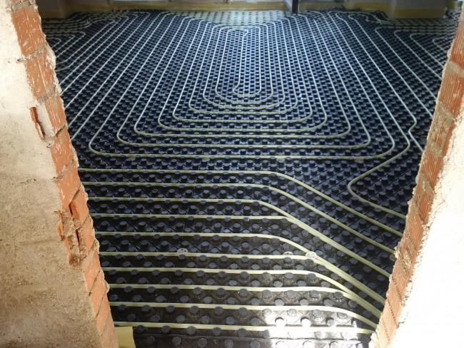 Lucrare instalatie termica apartament Victoriei. Poza 74