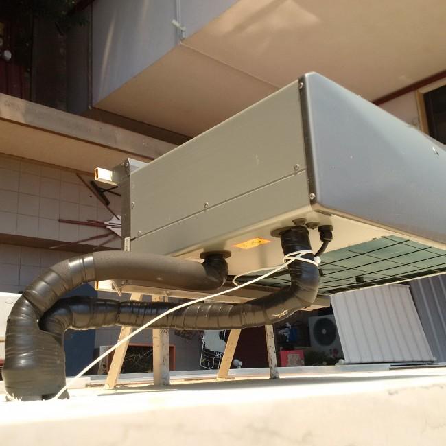 Lucrare instalatie termica apartament Victoriei. Poza 78