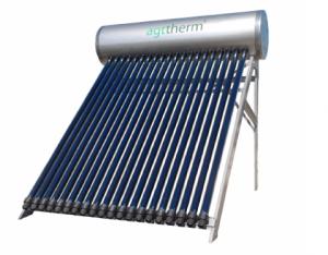 poza Panou solar presurizat SPTV150 Agttherm cu boiler 150 litri