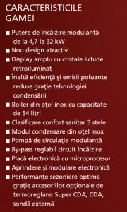 Poza Centrala termica cu boiler incorporat VICTRIX ZEUS SUPERIOR 26 KW I
