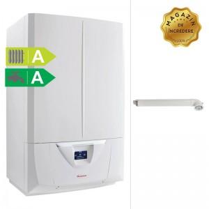 poza Centrala termica cu boiler incorporat Immergas Victrix Zeus Superior 26 KW I 24 kW