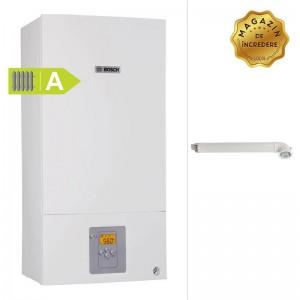 poza Centrala termica murala cu condensare Bosch Condens 2500W 24 kW WBC24-1DE - numai incalzire