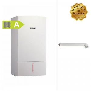 poza Centrala termică murala cu condensare Bosch Condens 7000 W 28 kW ZSBR28-3E23 - numai incalzire