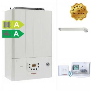 poza Pachet centrala termica in condensatie Immergas Victrix Tera 24/28 1 ERP 24 kw + Termostat de ambient wireless