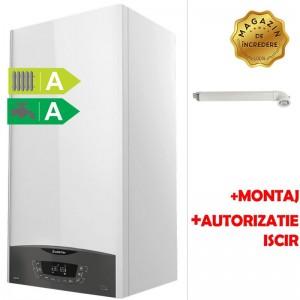 poza Pachet centrala termica in condensatie ARISTON CLAS ONE 24 kW model 2017 + Montaj + Autorizare ISCIR