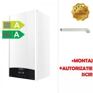 poza Pachet centrala termica in condensare Ariston Genus One 24 EU 24 KW model 2017 + Montaj + Autorizare ISCIR
