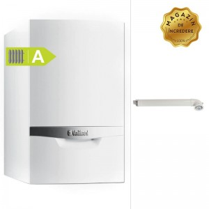 poza Centrala termica in condensatie Vaillant ECOTEC PLUS VU INT II 356/5-5 35 KW - numai incalzire