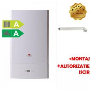 poza Centrala termica Saunier Duval Semia Condens 25A - 25 kW + Montaj + Autorizare