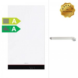 poza Cadou termostat Wireless la Centrala termica in condensatie Viessmann Vitodens 050 W tip B0KA 19 kW