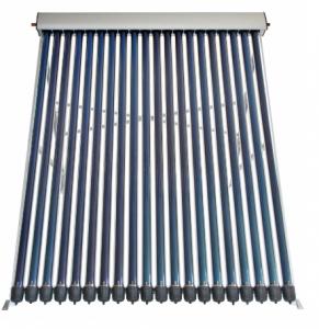 poza Panou solar cu 12 tuburi vidate heat pipe Sontec SPB-S58/1800A