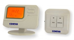 poza Termostat programabil wireless CONTER T7W