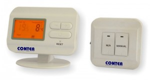 poza Termostat neprogramabil wireless CONTER T3W