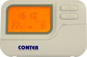 poza Termostat programabil cu fir CONTER T7S
