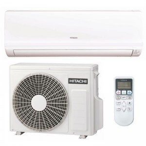 poza Aparat aer conditionat Hitachi Eco Comfort  Inverter 12000 BTU