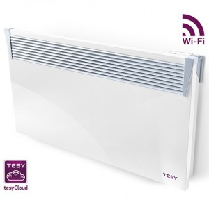poza Convector electric Tesy CN03 250 EIS WI-FI 2500 W - cu control prin internet