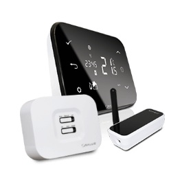 poza Termostat de ambient programabil wireless SALUS IT500 controlat prin internet