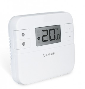 poza Termostat ambiental neprogramabil cu radio comanda RT310RF SALUS