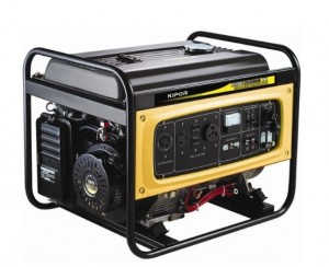 poza Generator Kipor KGE 2500 X