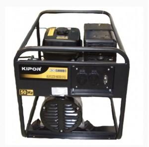 poza Generator Kipor KGE 6000 C