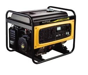 poza Generator Kipor KGE 6500 X