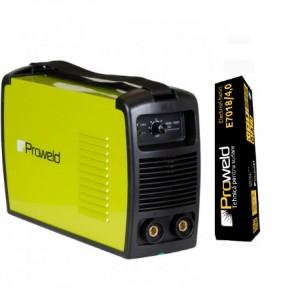 poza Aparat de sudura Proweld MMA-160PI + 5 kg electrozi rutilici sau bazici