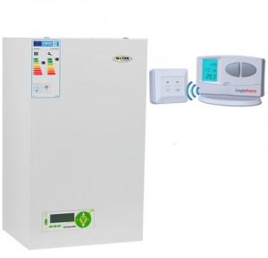 poza Cadou termostat la Centrala termica in condensare Motan MKDENS25 25 kW ERP-P