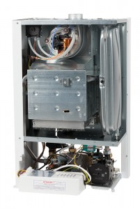 Poza Centrala termica cu tiraj fortat Motan Kplus C22 SPV 23 MEF 23 kW. Poza 1537