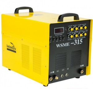 poza Invertor de sudura aluminiu TIG/MMA INTENSIV WSME 315 AC/DC 400V