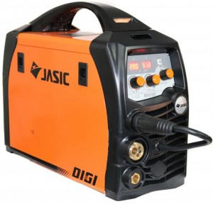 poza Aparat de sudura MIG-MAG tip invertor Jasic MIG 200 Synergic (N229)